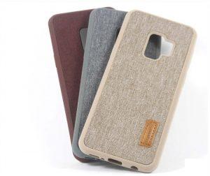 Softcase Jeans Canvas Premium Samsung S9 h