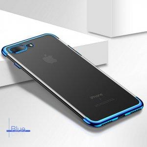 Softcase Neon Light Blue