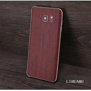 Wooden Skin Case Brown