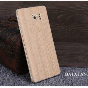 Wooden Skin Case Khaki