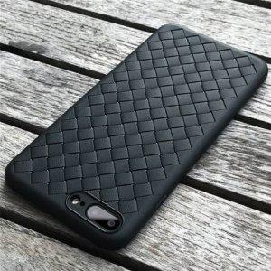 Woven iPhone 7 Plus Black