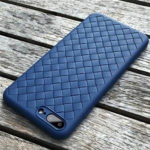 Woven iPhone 7 Plus Blue