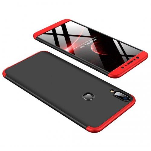 asus-zenfone-max-pro-m1-360-protection-slim-matte-full-armor-case-hitam-merah