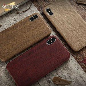 iPhone X Wood