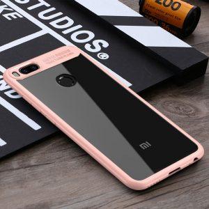 ipaky-Xiaomi-Mi-A1-Case-Xiaomi-Mi-5X-prime-Case-Xiomi-5X-Silicone-Frame-Silm-Transparent-2-compressor