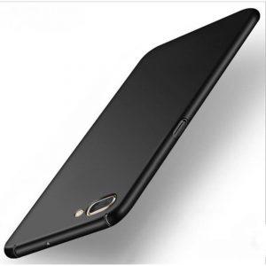 oppo-a3s-baby-skin-ultra-thin-slim-matte-hard-case-hitam-compressor