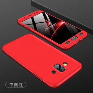 samsung-j7-duo-360-protection-slim-matte-full-armor-case-merah-compressor